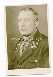 Allgemeine-SS Foto eines Obersturmführers