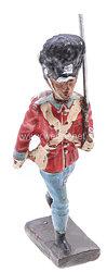 Lineol - England Coldstream Guards Soldat marschierend