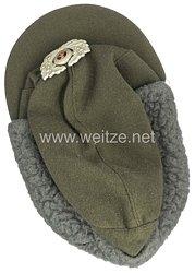 Deutsche Demokratische Republik ( DDR ) Nationalen Volksarmee ( NVA ) Winter-Mütze für weibliche Armeeangehörige der Landstreitkräfte