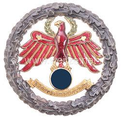 Standschützenverband Tirol-Vorarlberg - Meisterschützenabzeichen mit Inschrift