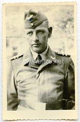 Luftwaffe Portraitfoto für einen Sonderführer