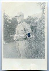 NSDAP Portraitfoto eines Politischen Leiters des NSBO