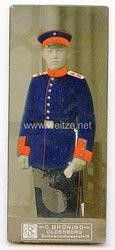 Oldenburg kleines Kabinettfoto eines Soldaten im Infanterie-Regiment Nr. 92