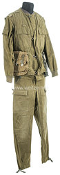 Deutsche Demokratische Republik ( DDR ) Nationale Volksarmee ( NVA ) Uniformensemble für einen Major der Fallschirmspringer