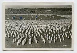 III. Reich Pressefoto, Ausklang des 15. Deutschen Turnfestes