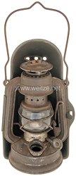 III. Reich / Wehrmacht Marschsicherungslaterne Feuerhand Atom 75