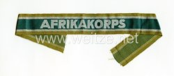 "Wehrmacht Heer Ärmelband ""Afrikakorps"""