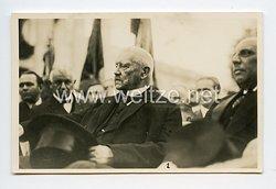 Weimarer Republik Foto, ReichspräsidentPaul von Hindenburg