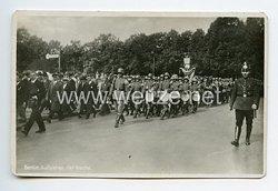 Weimarer Republik Foto, Aufziehen der Wache in Berlin