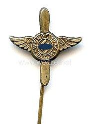 Deutscher Luftsportverband ( DLV ) -Abzeichen für Werber ( Werbe 1933 D.L.V.)
