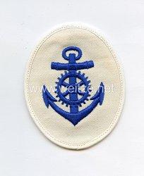 Kriegsmarine Ärmelabzeichen Maschinenmaat