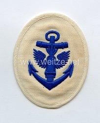 Kriegsmarine Ärmelabzeichen Laufbahn Marineartilleriemaat
