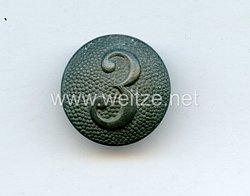 Reichswehr / Wehrmacht Einzel Schulterknopf für einen Soldaten der 3. Kompanie