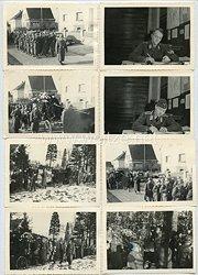 III. Reich Fotogruppe, Beerdigung eine Soldaten