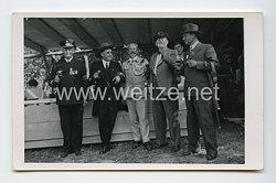 III. Reich Foto, Angehöriger vom Reichskolonialbund