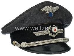 Reichsluftschutzbund ( RLB ) Schirmmütze für Führer