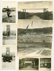 Hitlerjugend Fotogruppe, Wehrertüchtigungslager der HJ Gebiet Köln - Aachen