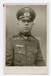 Wehrmacht Heer Portraitfoto, Soldat des Schützenregiment 2.