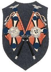 Luftwaffe Ärmelabzeichen für Fahnenträger der Luftnachrichten-Regimenter