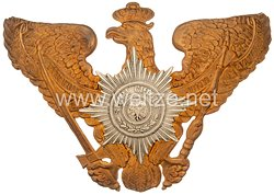 Preußen Helmadler für Mannschaften der Garde-Regimenter
