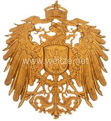 Deutsches Reich 1871-1918 Helmadler für Reichsbeamte sowie Offiziere Schutz- und Expeditionstruppen