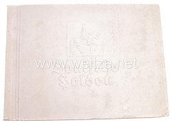 III. Reich - Deutsche Helden - Zigaretten Sammelbilderalbum