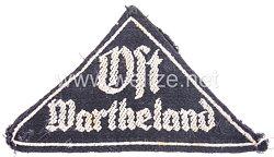 """Bund Deutscher Mädel (BDM)Gebietsdreieck """"Ost Wartheland"""""""