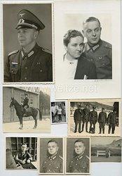 Wehrmacht Heer Fotos, Sonderführer im einfachen bis mittleren Dienstes