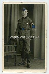 Reichsarbeitsdienst ( RAD ) Foto, Angehöriger der Abteilung 224/5Mottgers