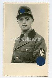 Reichsarbeitsdienst ( RAD ) Foto, Angehöriger der Abteilung 220/3Rothenburg/Fulda