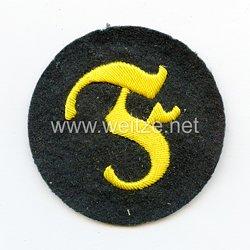 Wehrmacht Heer Ärmelabzeichen für einen Feuerwerker