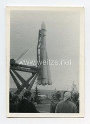 Sowjetunion Foto, russische Trägerrakete