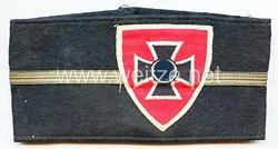 Nationalsozialistischer Reichskriegerbund ( NSRKB ) Armbinde für ein Mitglied des Beirates