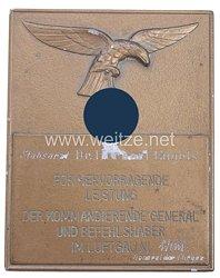 Luftwaffe Eiserner Ehrenschild des Luftgaues XI Hamburg
