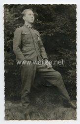 SS-Verfügungstruppe Foto, SS-Mann nach dem Polenfeldzug 1939