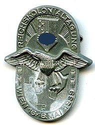 R.K.B. ( Reichskolonialbund ) - Reichskolonialtagung Wien 16.-18. Mai 1939