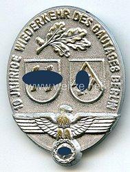 SS / SA - 10 jährige Wiederkehr des Gautages Berlin