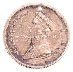 Braunschweig Waterloo - Medaille 1818