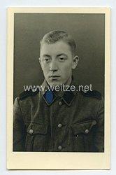 Waffen-SS Portraitfoto, SS-Mann