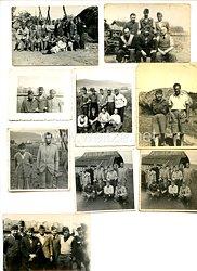 Wehrmacht Fotos, Ausländische Hilfsarbeiter