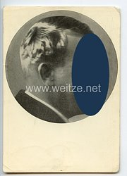 """III. Reich - Propaganda-Postkarte - """" Adolf Hitler - Der Führer und Vater des Volkes ! """""""