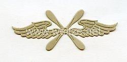 Luftwaffe Schablone für das Ärmelabzeichen
