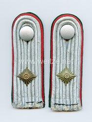 Luftwaffe Paar Schulterstücke für einen Luftwaffen-Beamten