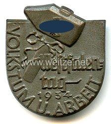III. Reich - Westfalen-Tag 1934 - Volkstum u. Arbeit