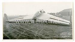 England 2. Weltkrieg Pressefoto: General Aircraft Tailles Glider October 1944