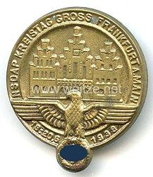 NSDAP - Kreistag Gross Frankfurt a.Main 18.-20.6.1938