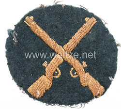 Wehrmacht Heer Ärmelabzeichen für einen Waffenunteroffizier