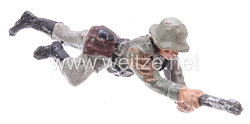 Elastolin - Heer Soldat kriechend mit Drahtschere