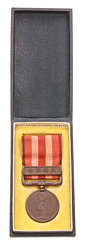 Japan, Mandschurei 1931 - 34 China Zwischenfall Medaille (Eroberung der Mandschurei)