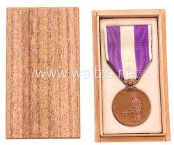 Japan, Medaille für die erste Nationale Volkszählung